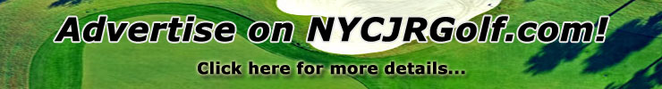 Advertise on NYCJrGolf.com